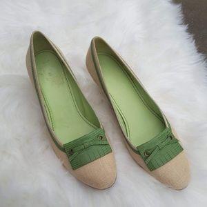 EUC Tommy Hilfiger Vintage Low Heel Shoes 10M